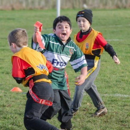 Slough RFC Introducing local children to the wonderful world of rugby.